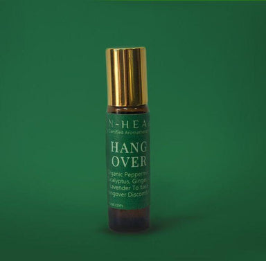 Hang Over-Aromatheraphy Oil Roll-On - Essential Oil Roll-Ons - IN-HEAL - Naiise