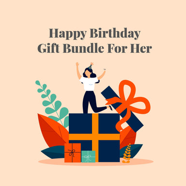 Happy Birthday Gift Set Bundle For Her Gift Sets Naiise