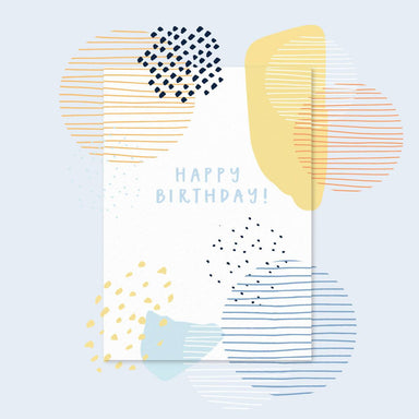 Happy Birthday | Greeting Card - Birthday Cards - Papercranes Design - Naiise