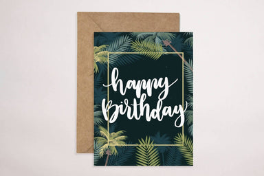 Happy Birthday(Garden) Card - Birthday Cards - YOUNIVERSE DESIGN - Naiise