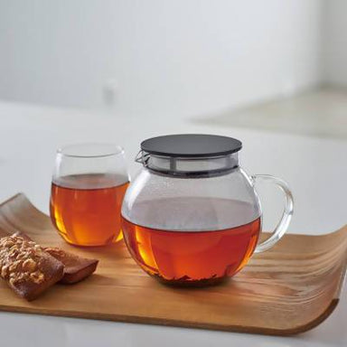 Hario Leaf Teapot - Tea Accessories - Petale Tea - Naiise