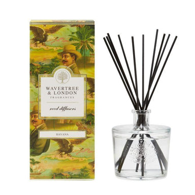 Havana Diffuser Diffusers Wavertree & London
