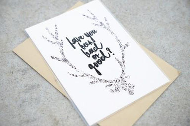 Have You Been Bad - Generic Greeting Cards - The Kardiacs - Naiise