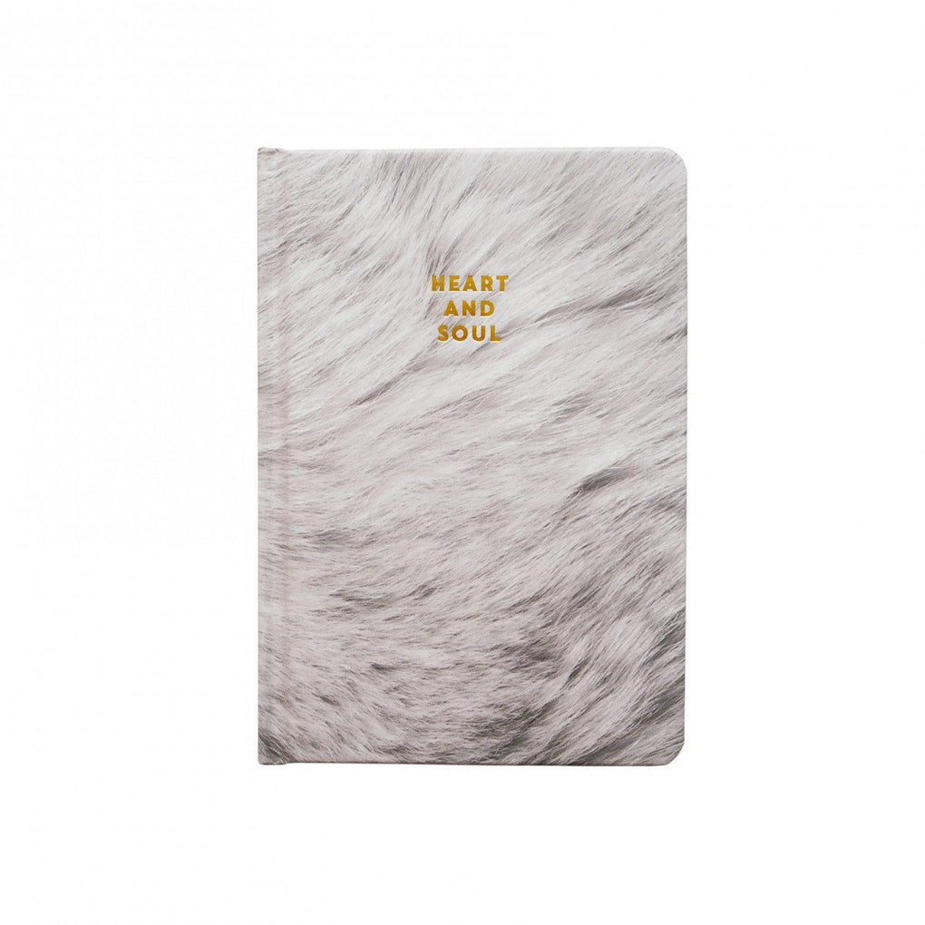 Heart and Soul Notebook Notebooks The Paper Bunny