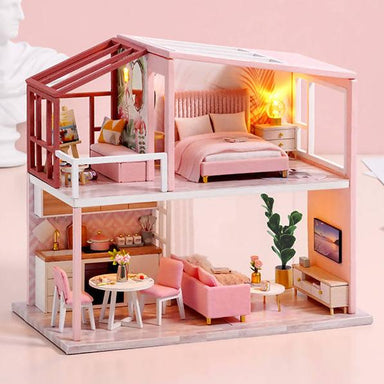 Heart-Warming Life DIY Dollhouse - DIY Crafts - Blue Stone Craft - Naiise