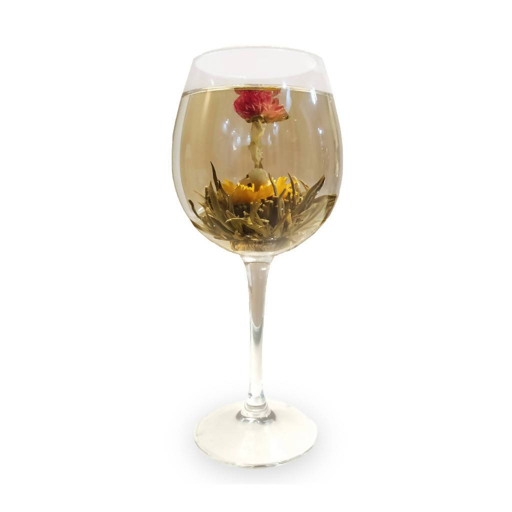 Heat Resistant Teaglass - Tea Accessories - Petale Tea - Naiise
