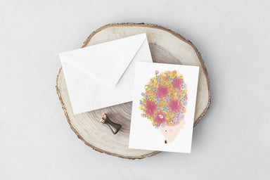 Hedgehog Card - Generic Greeting Cards - YOUNIVERSE DESIGN - Naiise