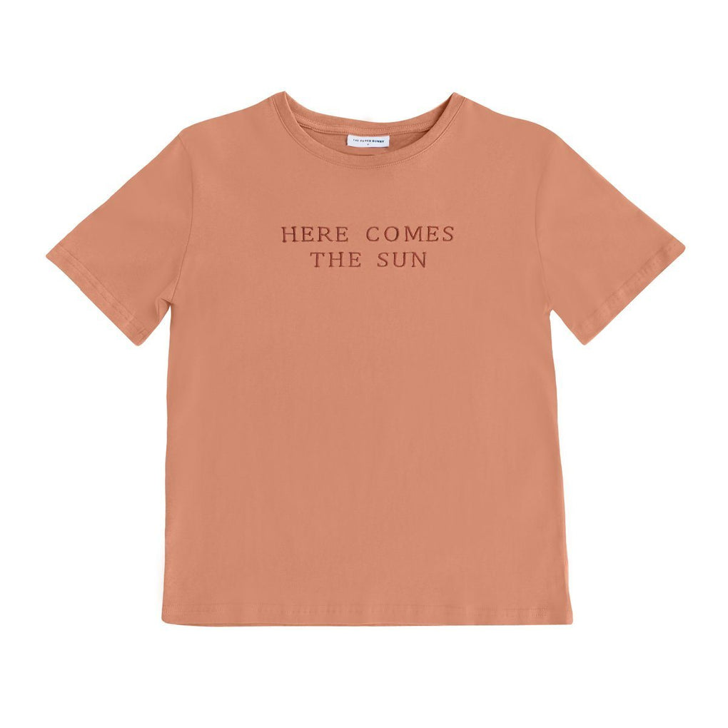 Here Comes The Sun Tee (Small) Women's T-shirts The Paper Bunny