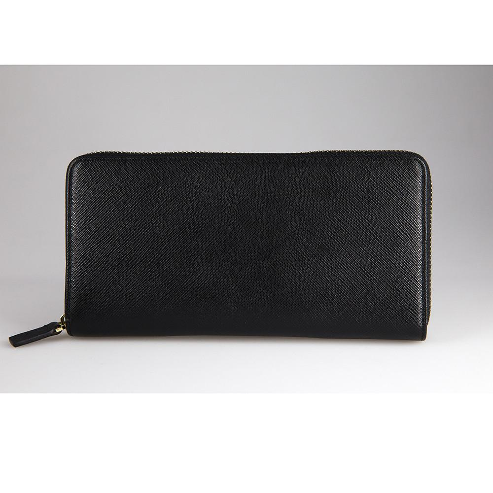 Hilary Wallet - Bold Black - Women's Wallets - Harlequine - Naiise