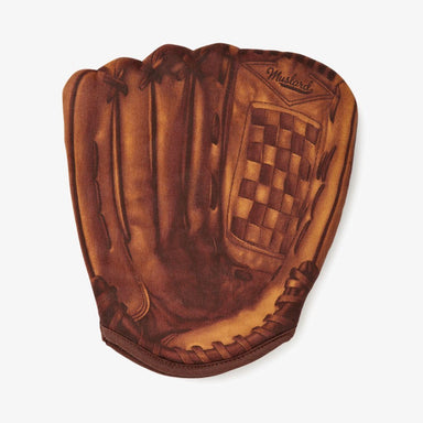 Home Run Baseball Oven Glove - Oven Gloves - Mustard - Naiise