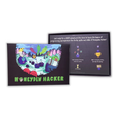 Honeydew Hacker Card Game - Card Games - Honeydew Hacker - Naiise