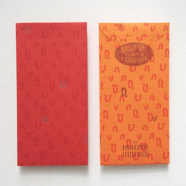 Horseshoe Red Packets (Pack of 6) - Naiise