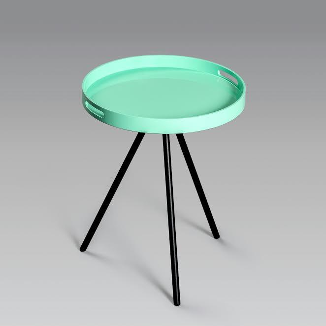 Hue Accent Table (Pre-Order) - Tables - Snap Design Co - Naiise