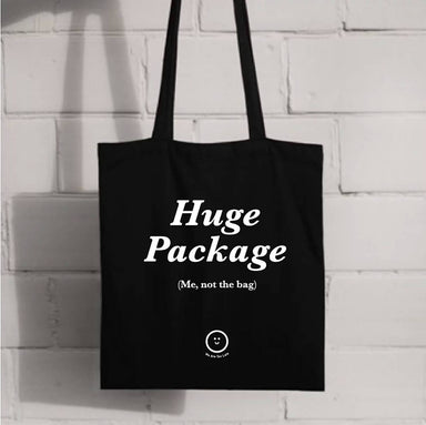 Huge Package Tote Bag Tote Bags We Are Too Late