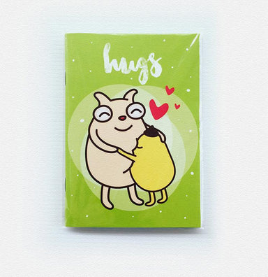 Hugs Notebook Notebook Wackymons