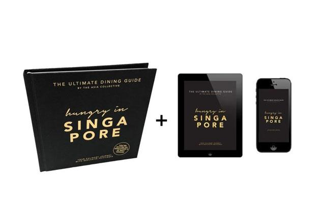 Hungry In Singapore 2019/2020 Books The Ultimate Dining Guides