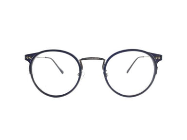 Huston Frame - Dark Blue Sunglasses Medium Rare