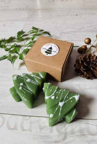 Christmas Collection : Pinetree Lemon - Bundle of 10 - Soaps - Alletsoap - Naiise