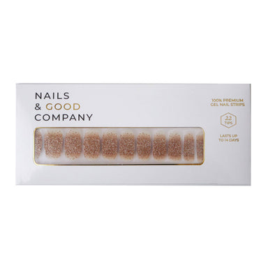 Hollywood Glitters Nail Strip - Nail Wraps - Nails & Good Company - Naiise