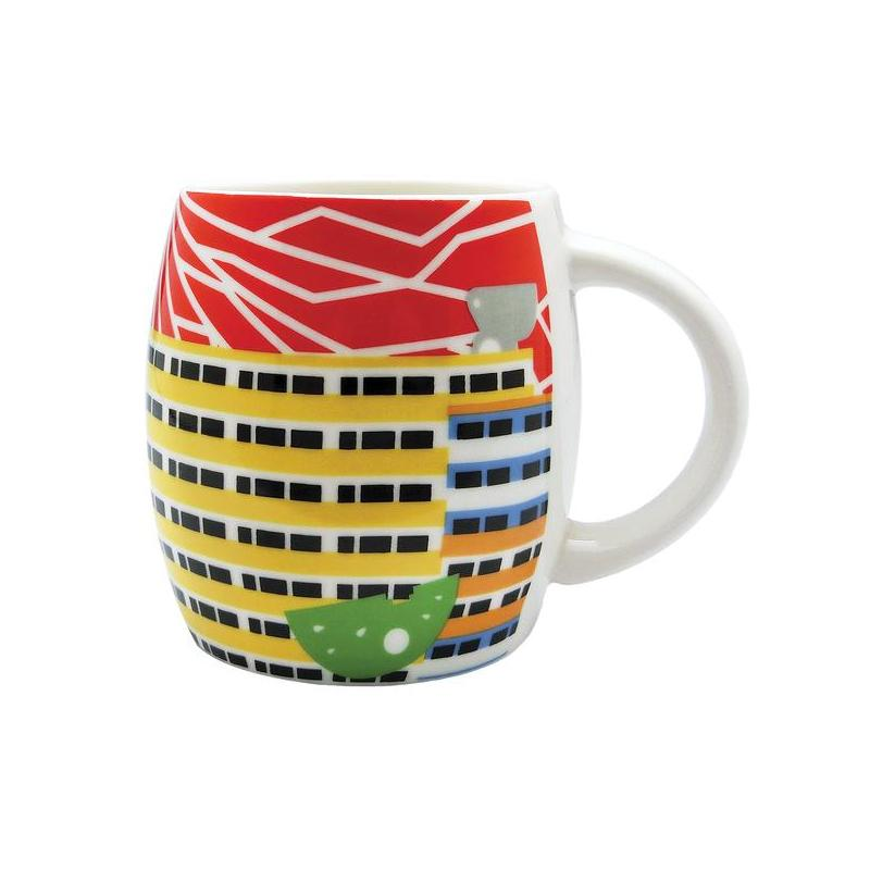 Iconic Architecture Mug Local Mugs Now&Then