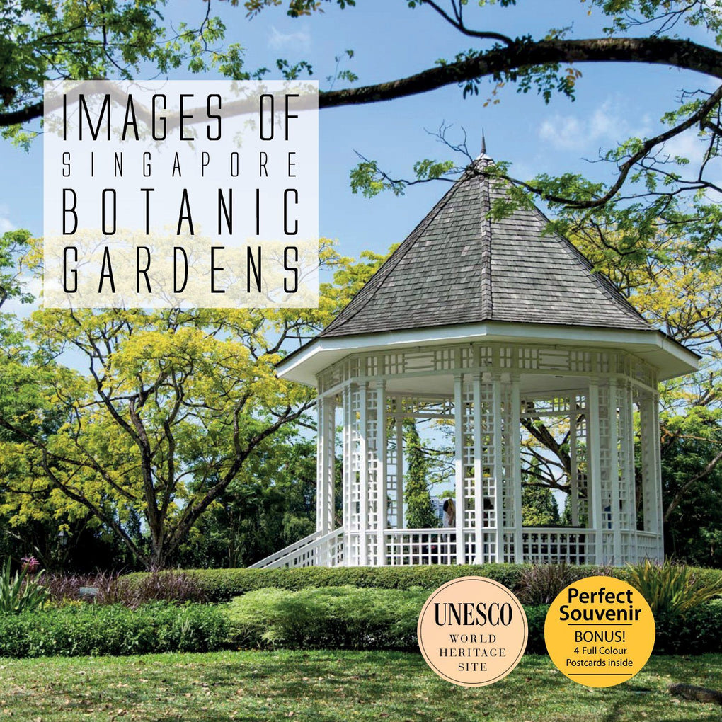 Images of Singapore Botanic Gardens Local Books Marshall Cavendish