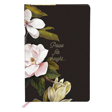 Ted Baker - Printed A5 Notebook Opal Black - Notebooks - The Planet Collection - Naiise