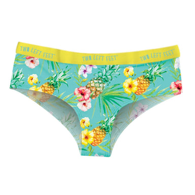 Island Paradise Women's Undies Underwear Two Left Feet