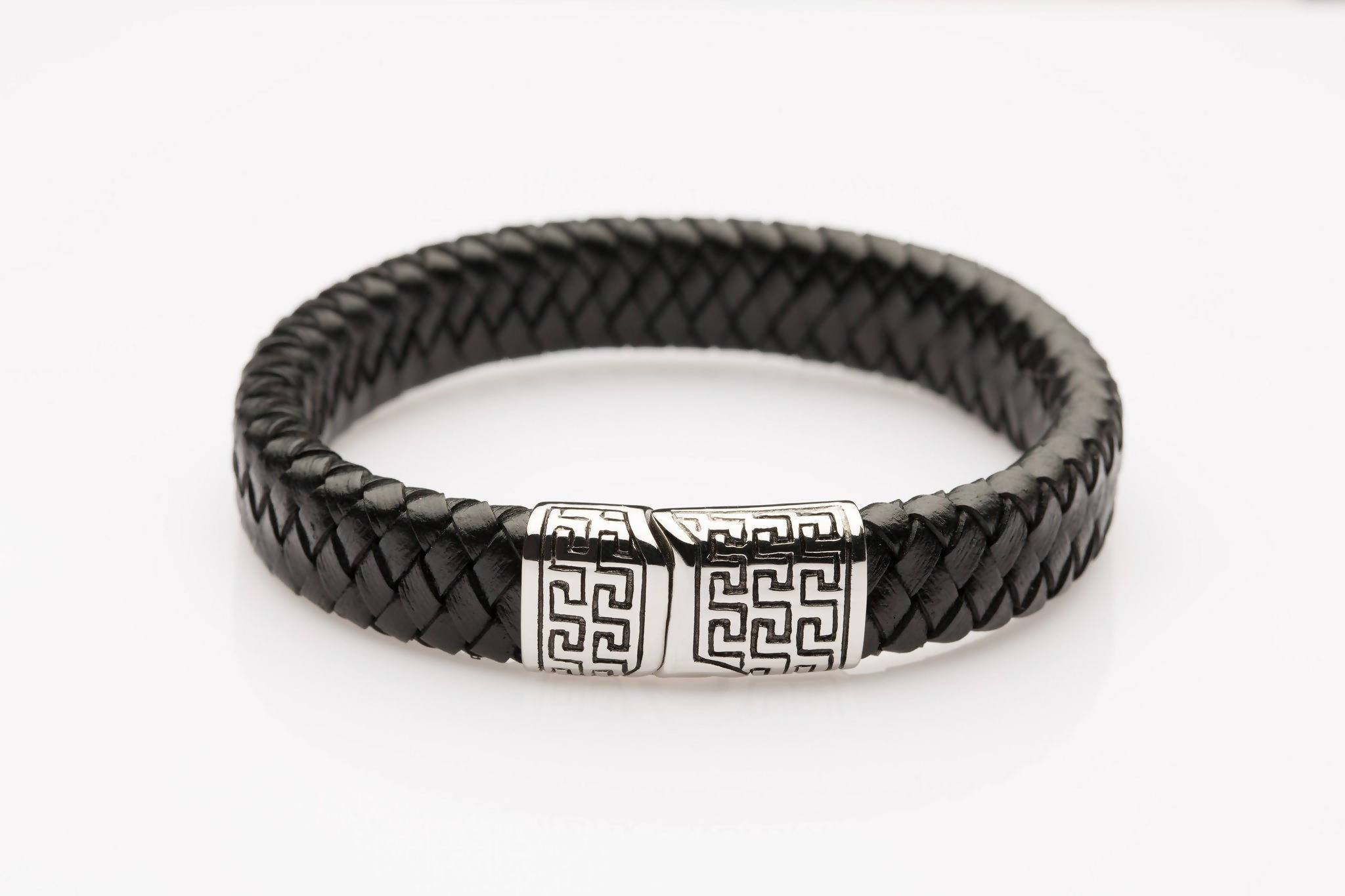J. By Jee Tribal Clasp Bracelet - Men's Bracelets - J By Jee - Naiise