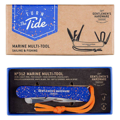 Marine Multi-Tool - Travel Accessories - The Planet Collection - Naiise
