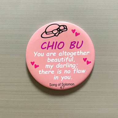 "Magnet - Chio Bu ( ""I am a Singaporean Christian"" Series) - Local Magnets - The Super Blessed - Naiise"