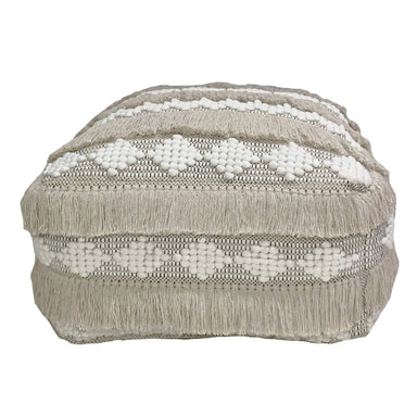 Diamond Shaggy Pouf - Poufs - The Pouf.Stop - Naiise