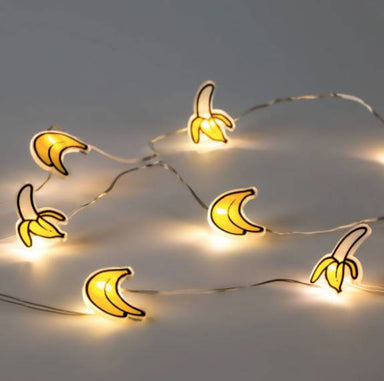 Mustard Banana Fairy Light Fairy Lights The Planet Collection