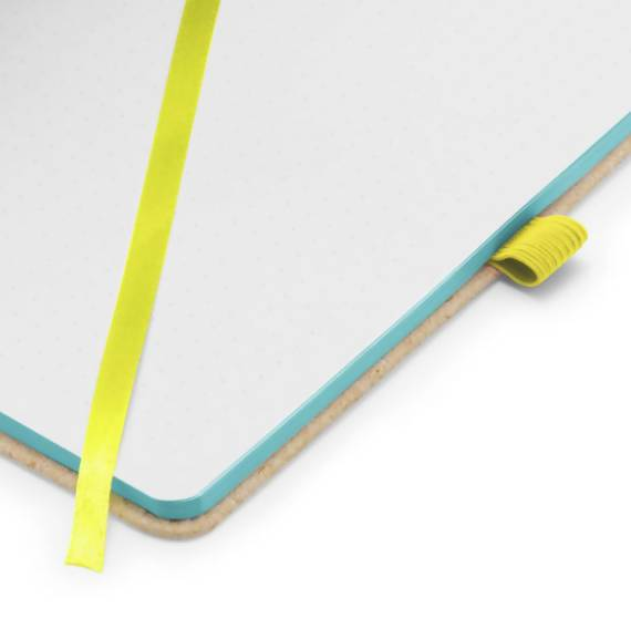 Mustard Origami Notebook - Notebooks - The Planet Collection - Naiise