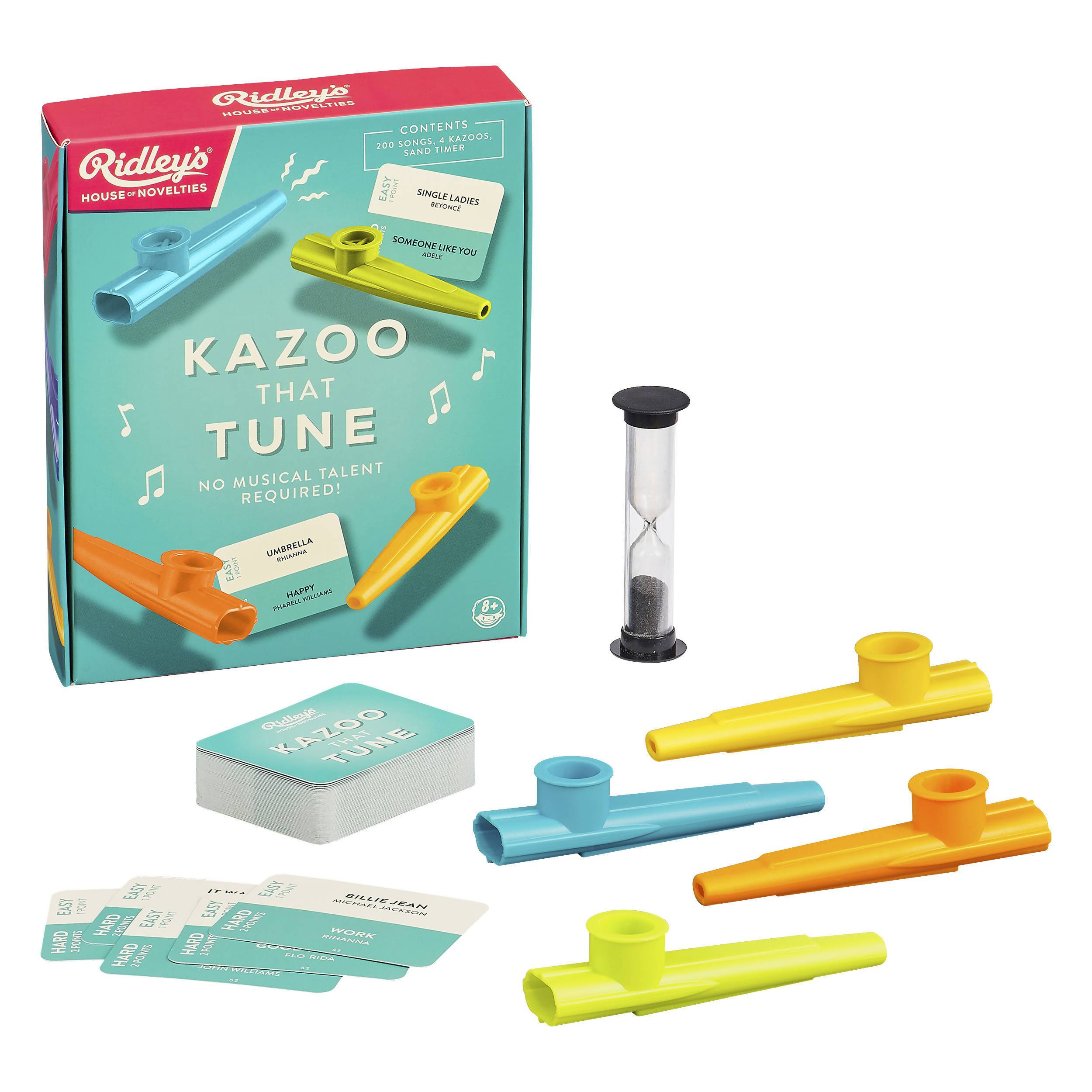 Ridley's Kazoo That Tune Game - Games - The Planet Collection - Naiise