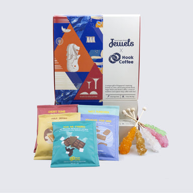 Jewels x Hook Coffee Bundle Set 2019 Sweets Jewels by CHENG