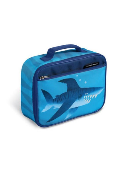 Crocodile Creek Classic Lunchbox - Shark City Lunch Boxes The Children's Showcase