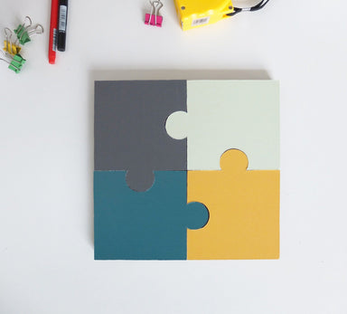 Jigsaw Coasters (Set of 4) - Naiise