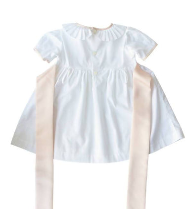 Audrey Heirloom Smocked Dress - Kids Clothing - Little Happy Haus - Naiise
