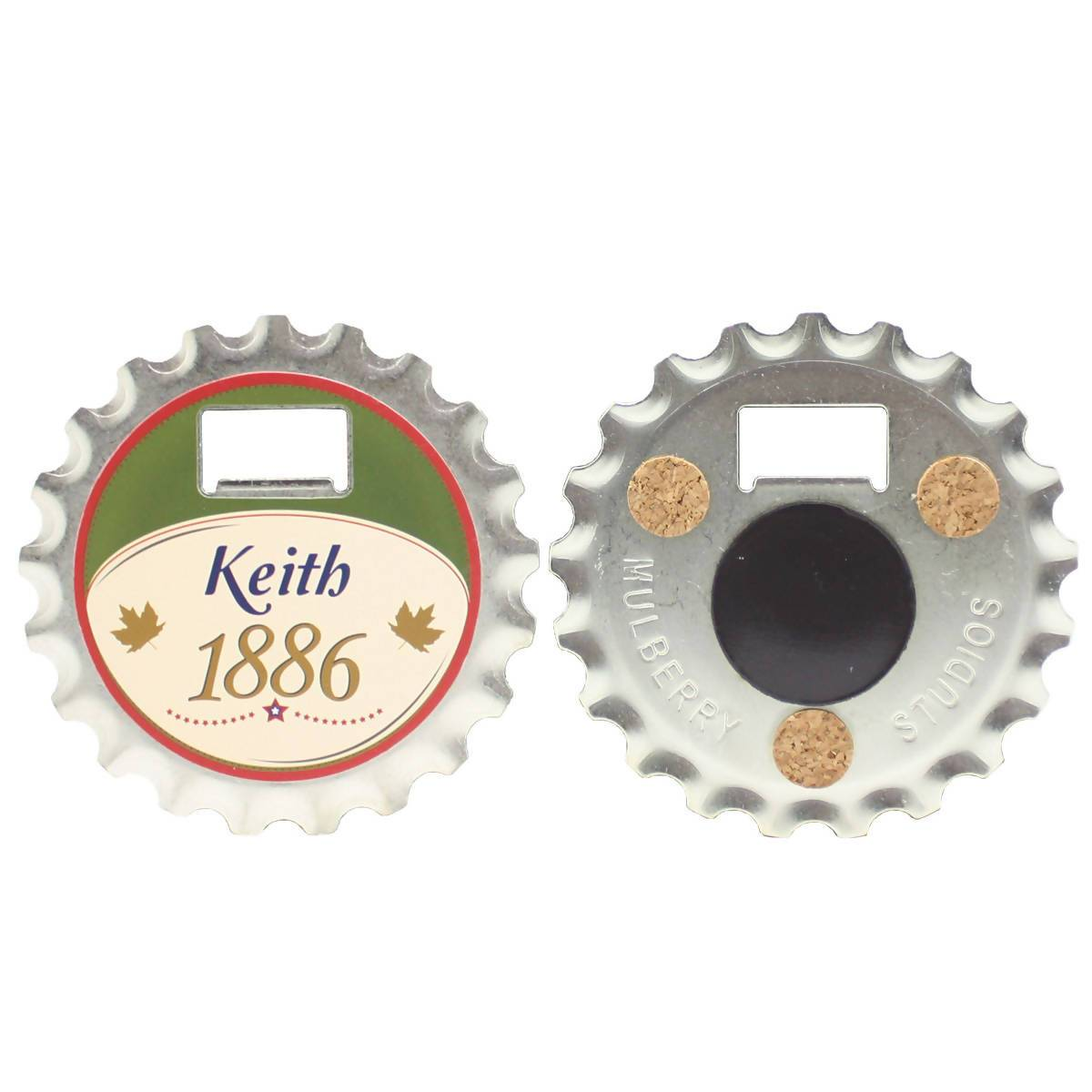 BOTTLE BUSTER - Best Bottle Opener : Keith - Bottle Openers - La Belle Collection - Naiise