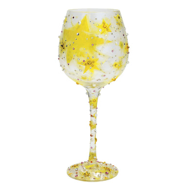 Lolita - BWG Brightest Star - Wine Glass - The Planet Collection - Naiise