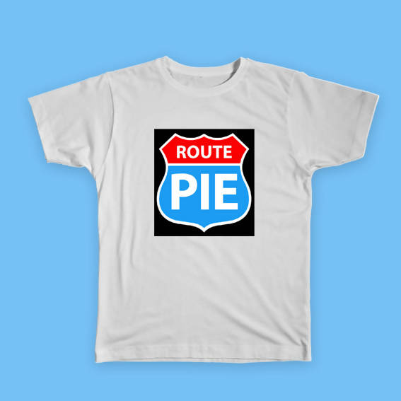 Singapore PIE Route 66 T-shirt - Local T-shirts - Big Red Chilli - Naiise