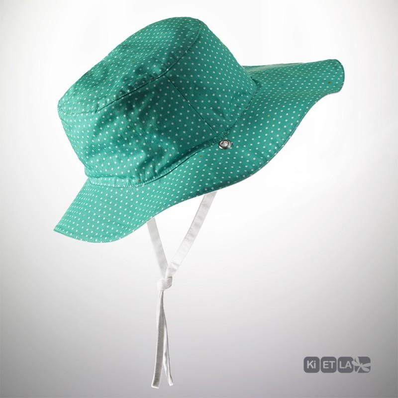 Ki ET LA Sun hat - Green Mood Kids Hats Ki ET LA