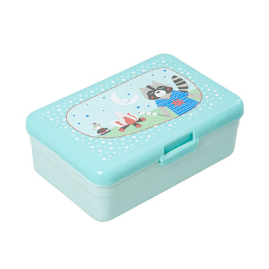 Kids Lunch Box - Boys Happy Camper (BXLUN-BCAMP) - Kids Lunch Boxes - RICE - Naiise