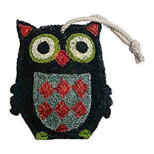 Kitchen Scrubbers - Black Owl Kitchen Cleaning Loofah