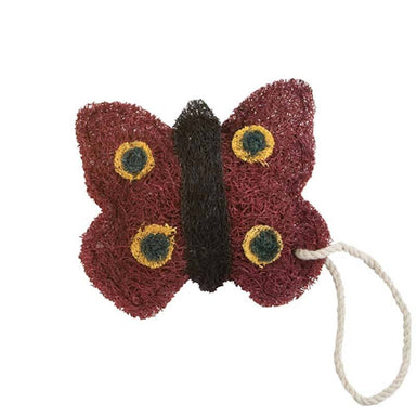 Kitchen Scrubbers - Butterfly Kitchen Cleaning Loofah