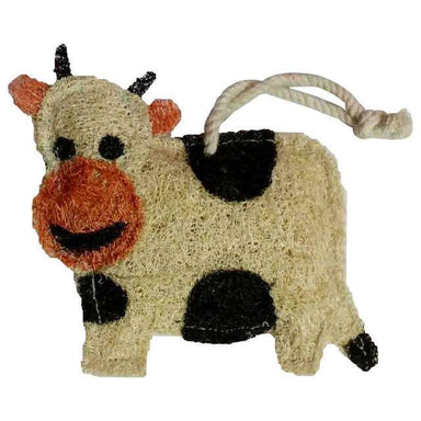 Kitchen Scrubbers - Cow Kitchen Cleaning Loofah