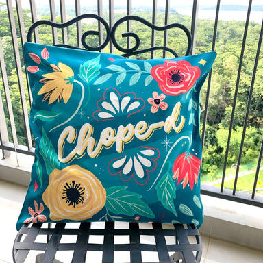 Cushion Cover - Chope - Local Cushion Covers - Changi Chowk - Naiise