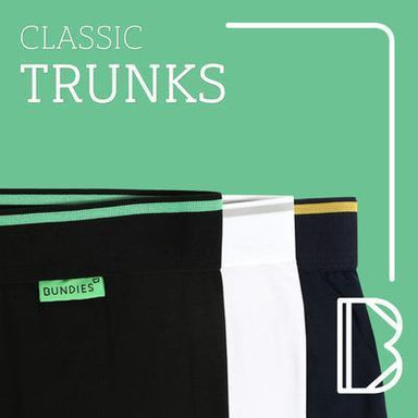 Knitted Lenzing Modal Trunk Underwear Bundies