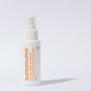 Kolonya Sanitiser - why hello, sunshine - Sanitisers - SUPERDUPER - Naiise