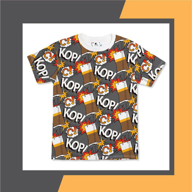 Kopi-C Men's Tee (Pre-Order) - Local T-shirts - CUSTOMINE - Naiise